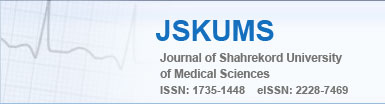 Journal of Shahrekord University of Medical Sciences
